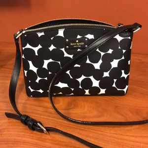 Kate Spade Grove Street dotted Millie purse